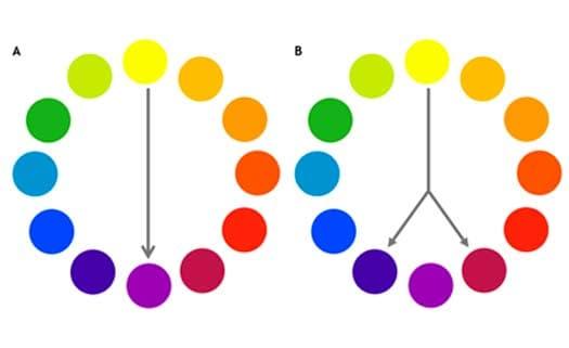 Colores Complementarios y Dividido- Complementarios